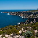 Cape Du Couedic Lighthouse by Werner Padarin