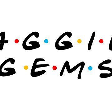 custom design for aggie gems 2 by lolosenese