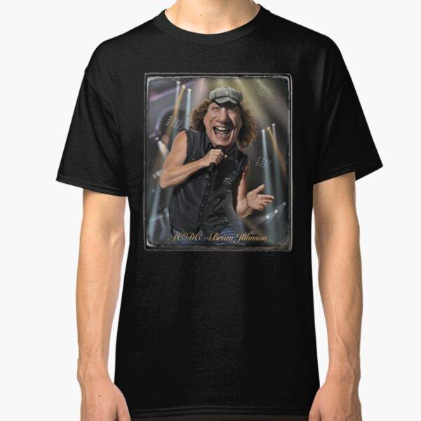 Brian Johnson Classic T-Shirt