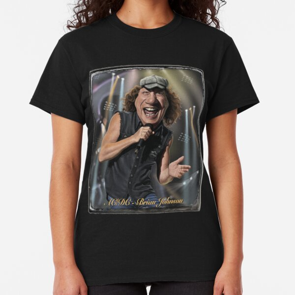 Brian Johnson Classic T-Shirt