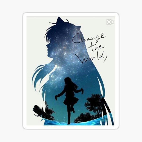 Inuyasha & Kagome Sticker