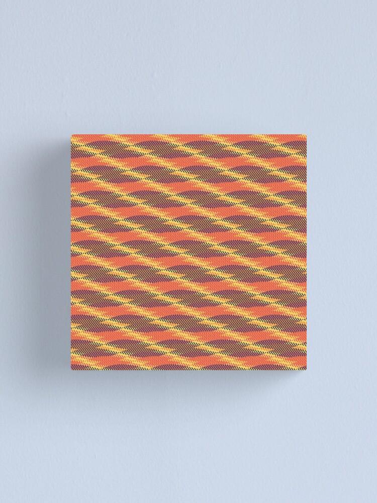 Alternate view of The Line 2 by Saskia Freeke v003 Canvas Print