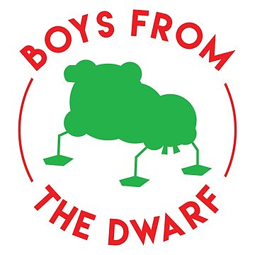 Boys From The Dwarf by FlyNebula