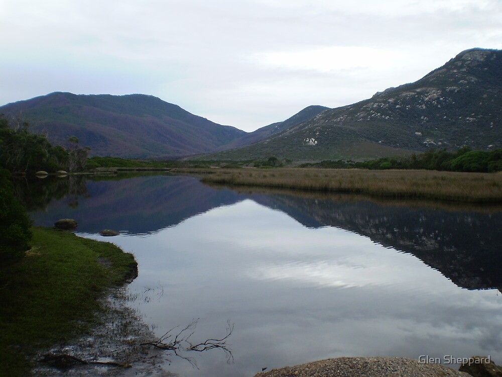 Tidal Reflections, Wilsons Promontory NP by Glen Sheppard