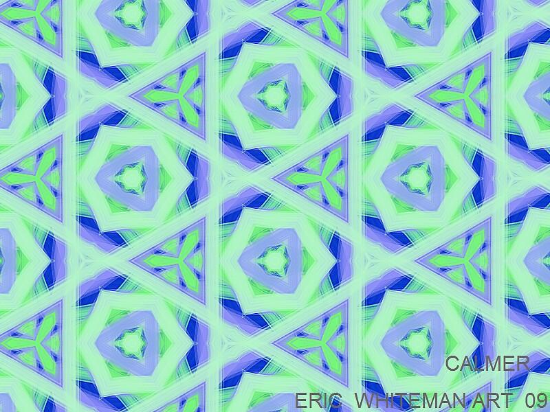 (CALMER )  ERIC WHITEMAN  by ericwhiteman