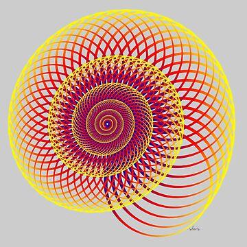Fractal Motion 101318 by mandalafractal