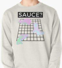 Sauce? Very Aesthetic Globs Pullover