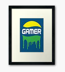 Gamer Framed Print