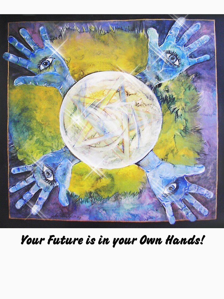 Foretell, Your future is in your own Hands. by GypsyJ