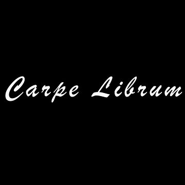 Carpe Librum by Hallows03
