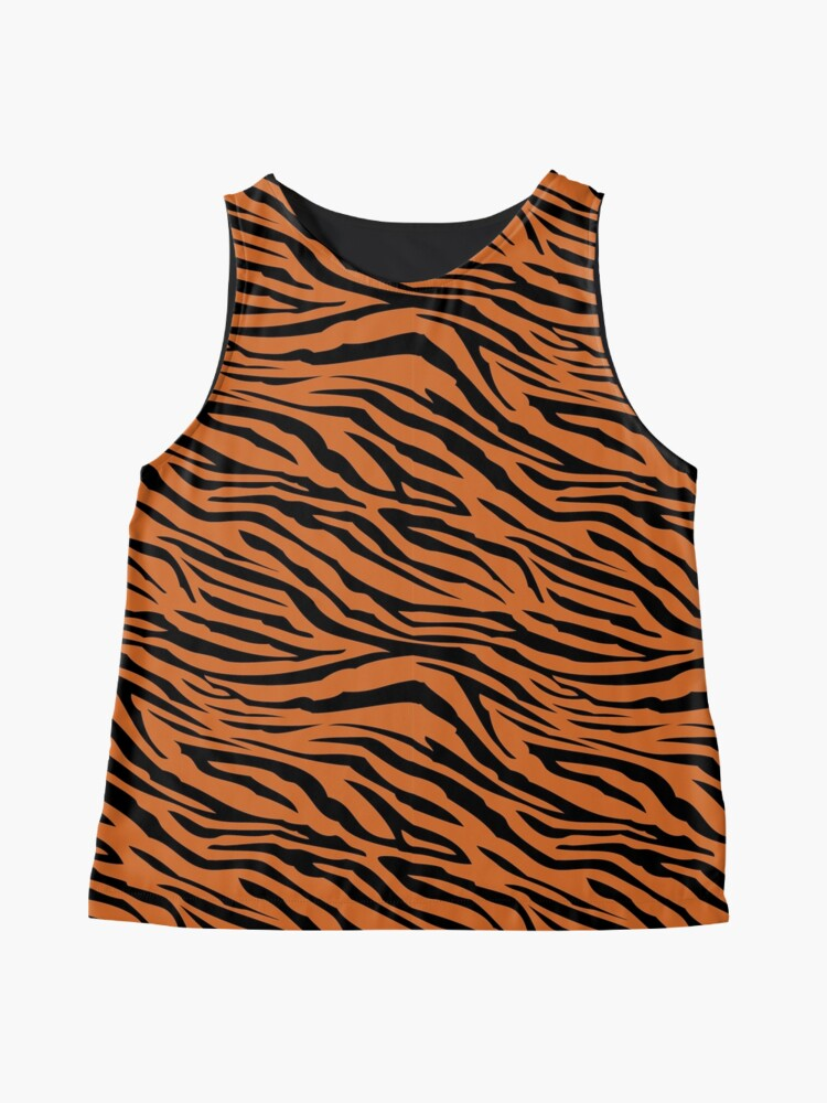Alternate view of Tiger Stripe Sleeveless Top