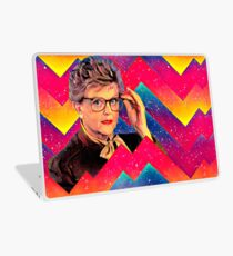 Yas to the Queen Jessica Fletcher Laptop Skin