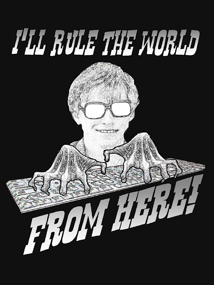 World Ruler T-Shirt by calroofer