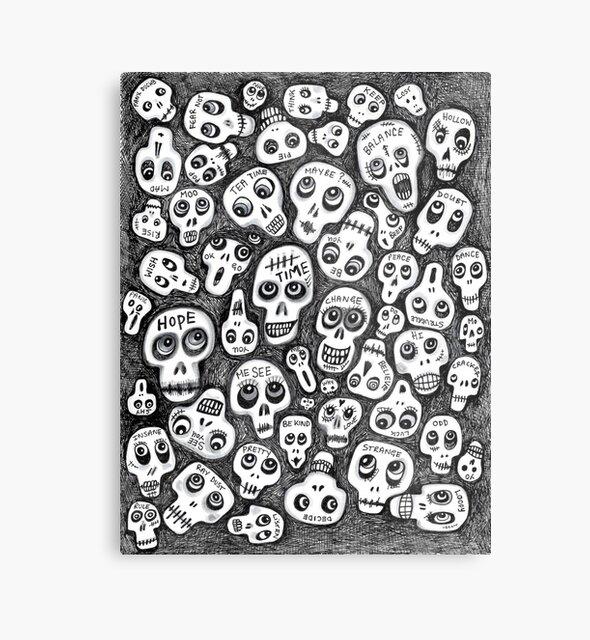 Die Schädel-Leute von RayDust