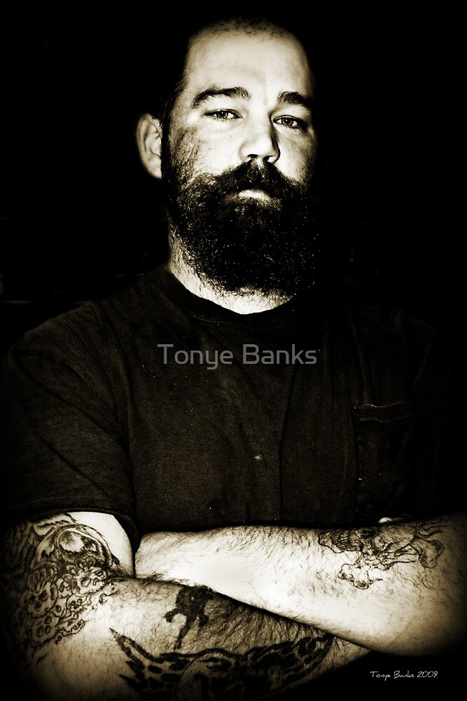 The Bouncer by Tonye Banks