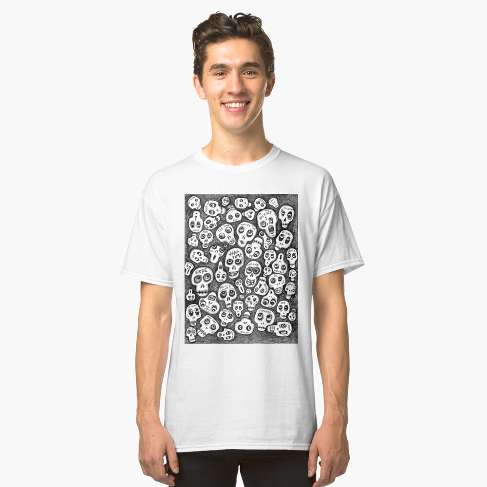 The Skull People Classic T-Shirt