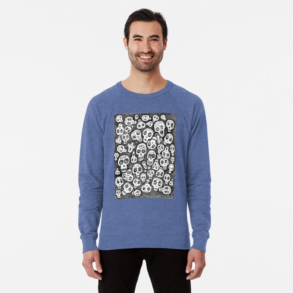 The Skull People Lightweight Sweatshirt