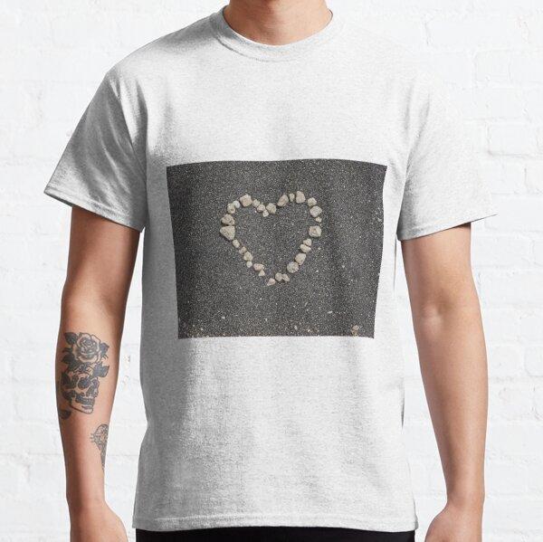 sand heart Classic T-Shirt