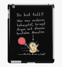 Du bist toll! iPad-Hülle & Skin