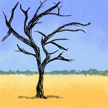 Inky tree by thebigG2005