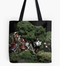 The White Hand. Tote Bag