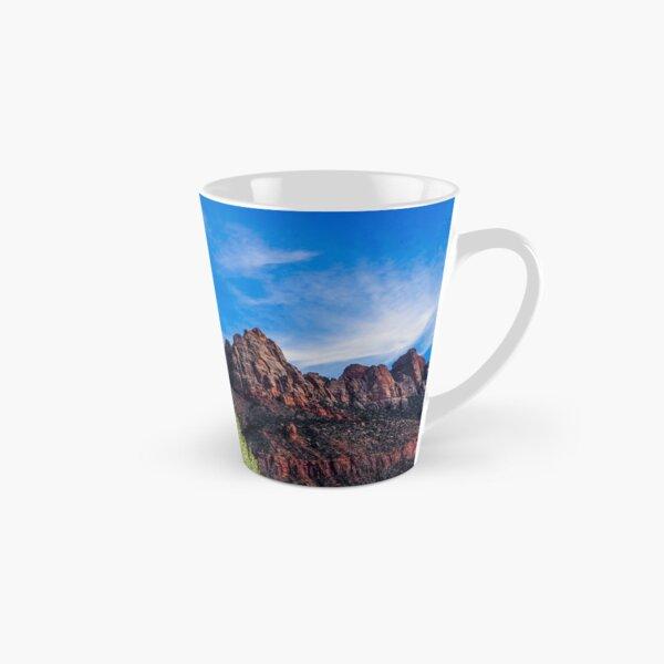 Zion National Park - The Altar of Sacrifice Tall Mug