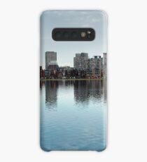 Boston Skyline from John Hancock to Prudential Case/Skin for Samsung Galaxy