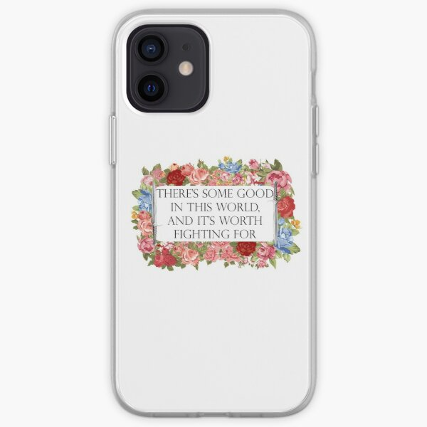 Good in this world iPhone Soft Case