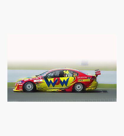 14- V8 supercar Bathurst Photographic Print