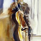 """The player- """"Basin Street Blues"""" by Shirlroma"""