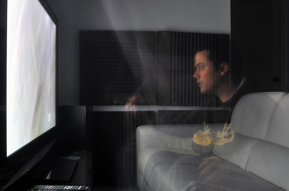 Self Portrait by Jason McFarlane
