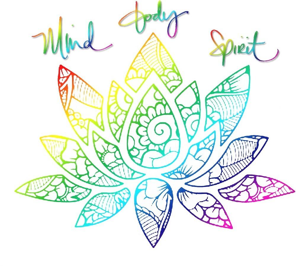 Mind Body Spirit Art