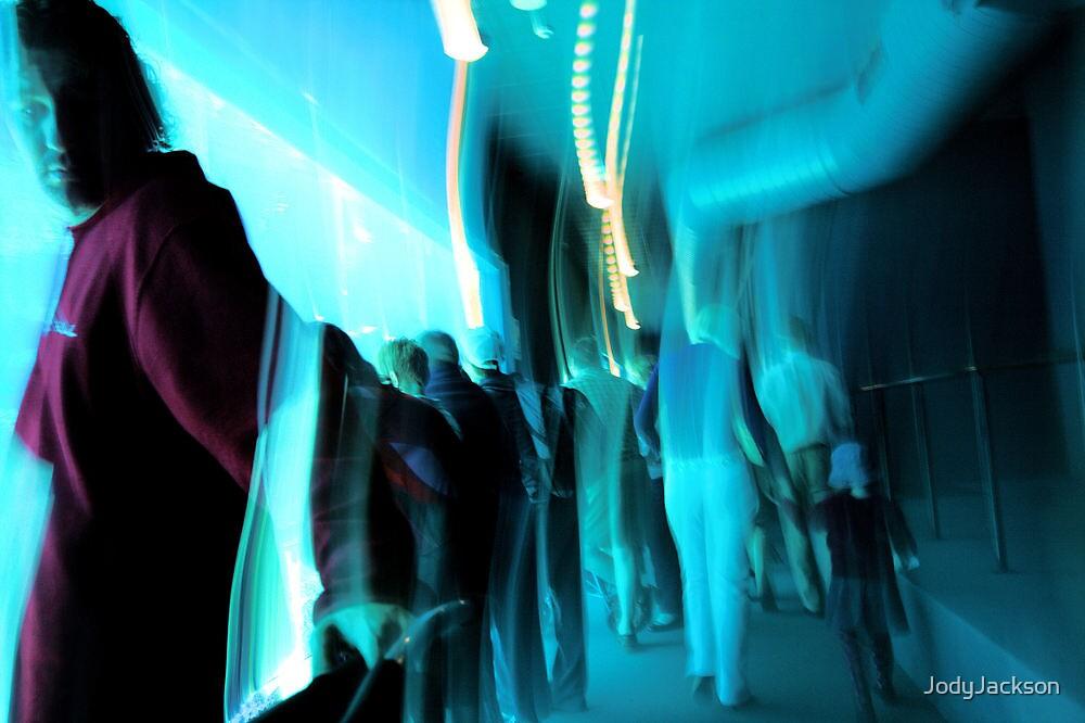 Aquarium blur by JodyJackson