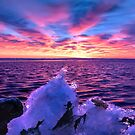 Incredible Sunrise by JoeDavisPhoto