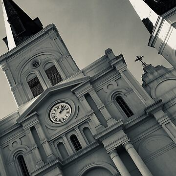 St. Louis Cathedral by feedercreative
