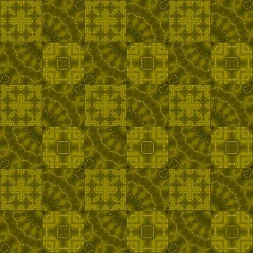 Olive patchwork by fuzzyfox