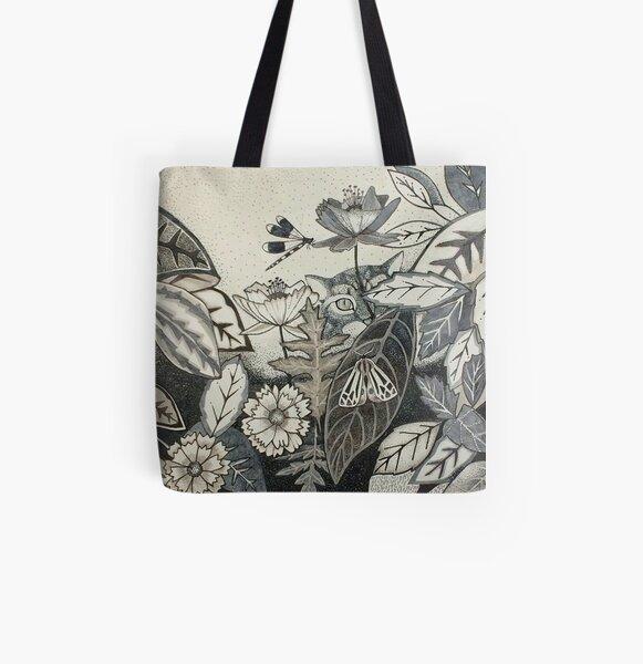 Mio All Over Print Tote Bag