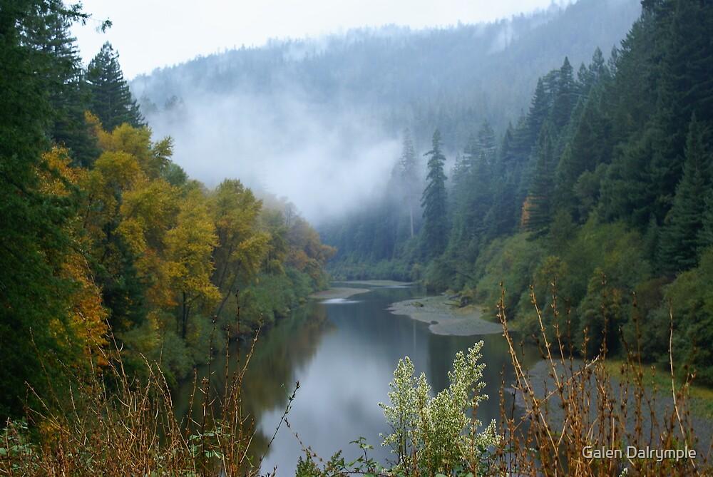 Eel River #2 by Galen Dalrymple