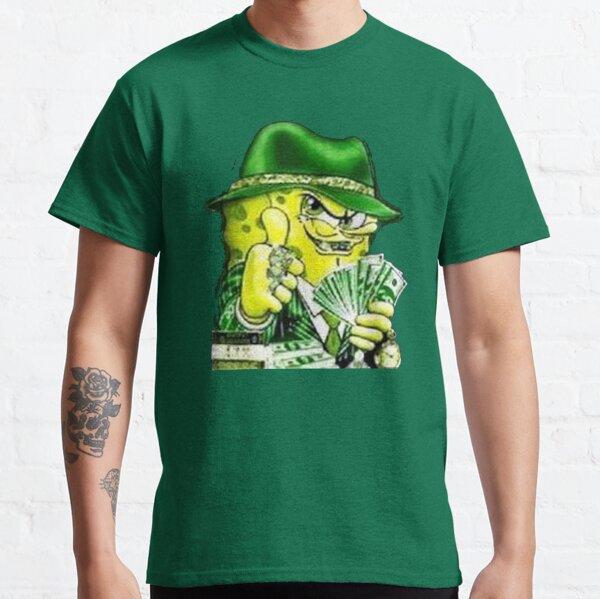 Gangster Bob Esponja Camiseta clásica
