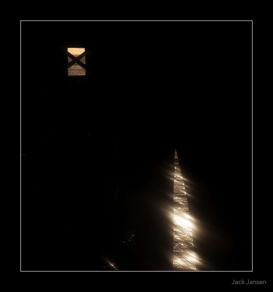 Sunrise - Point Lonsdale by Jack Jansen