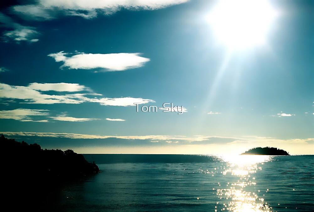 Spirit of The Sun by Tom-Sky