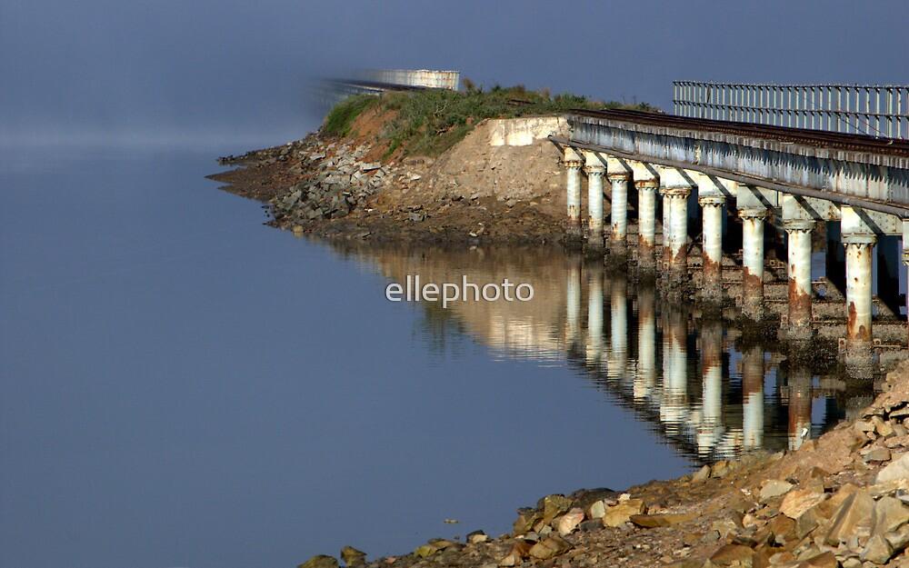 MISTY SUNSHINE  by ellephoto