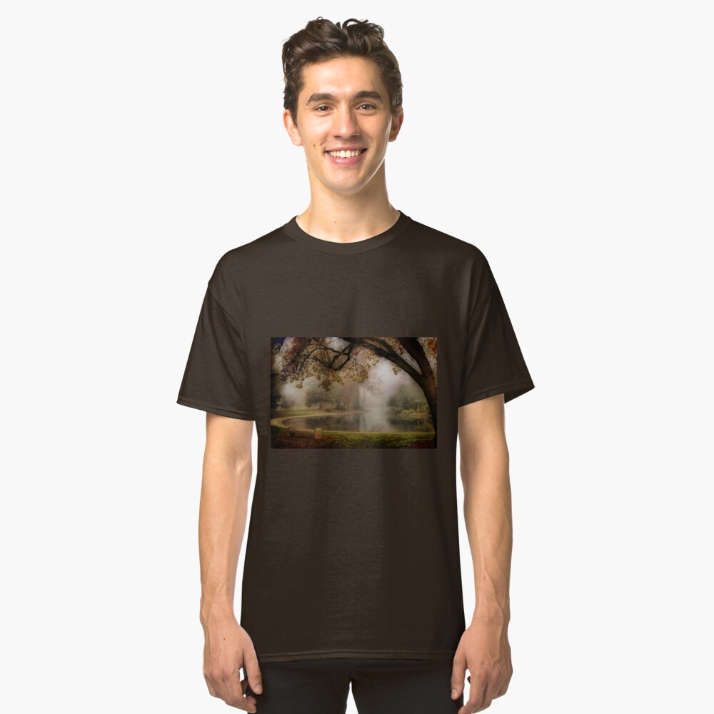 Nature's Painting Classic T-Shirt Front