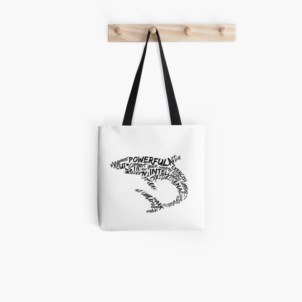 Hai-Geist-Tier Tote Bag