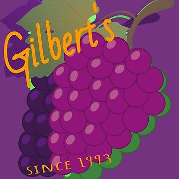 Gilbert's Grapes by TheBoyTeacher