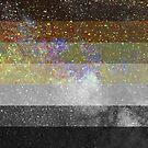 Bär Galaxy Flag von Ash Tomb