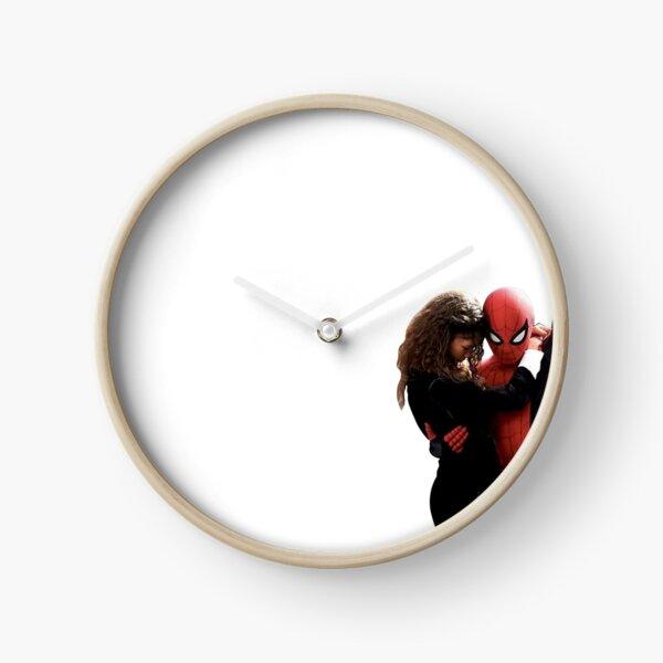 Tom Holland & Zendaya | Peter Parker & Michelle Clock