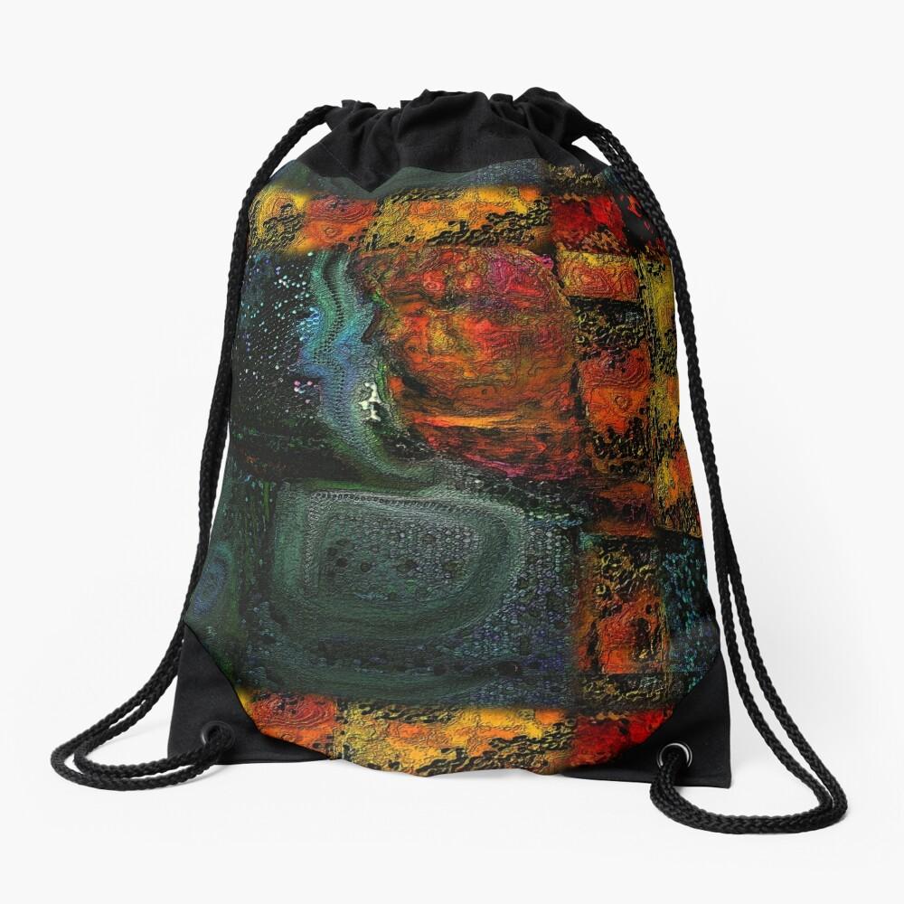 Gravity Crusades Drawstring Bag