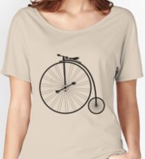 vintage bike  Women's Relaxed Fit T-Shirt