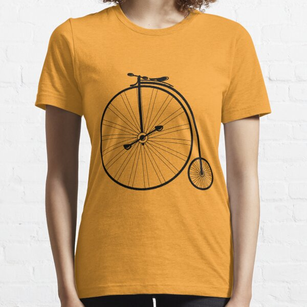 bicicleta vintage Camiseta esencial